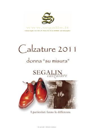 Calzature Segalin by Simone Segalin issuu