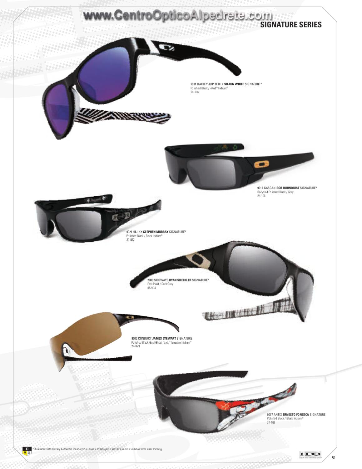 d85c2d7e46 Shaun White Signature Series Oakley Jupiter® Lx « One More Soul