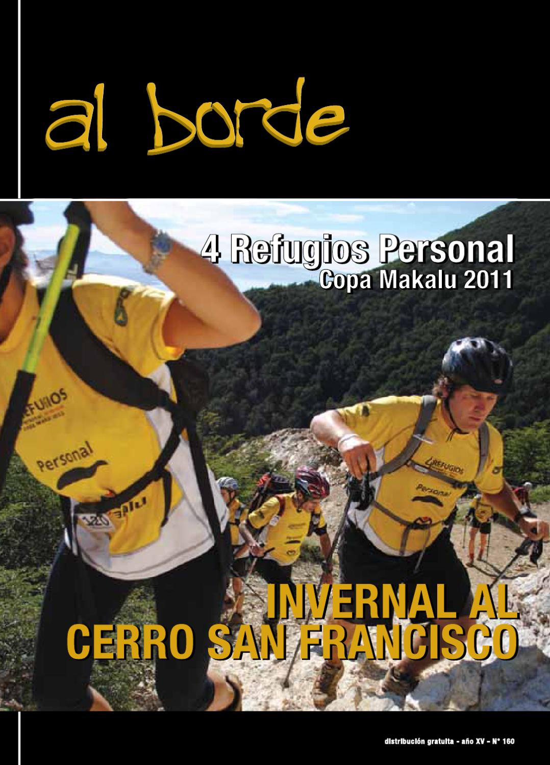 Al borde 160 by Al borde - issuu