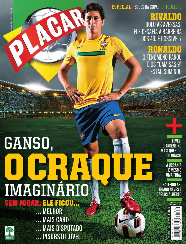 d285bc2108 Placar Edicao marco 1352 by Revista Placar - issuu