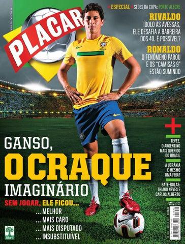Revista Placar – Editora Caras by Revista Placar - issuu cfbd764a402fb