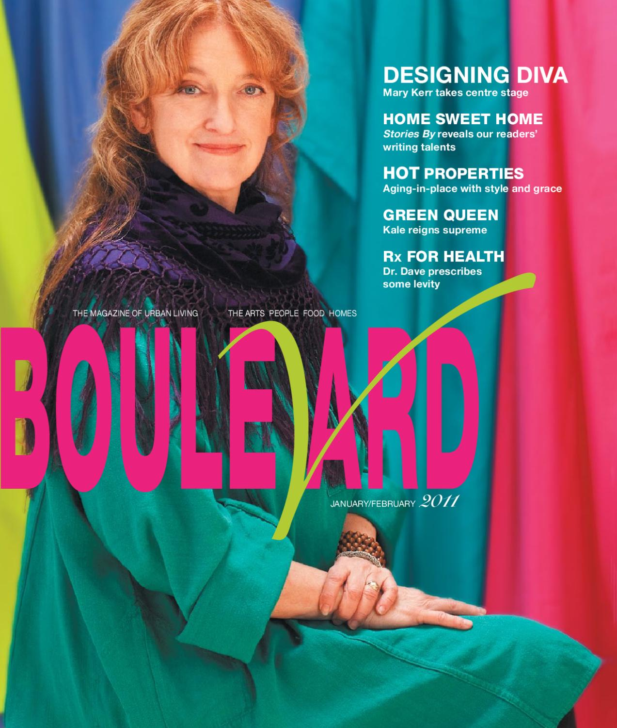 Boulevard Magazine January February 2011 Issue By Kain Lapp Issuu