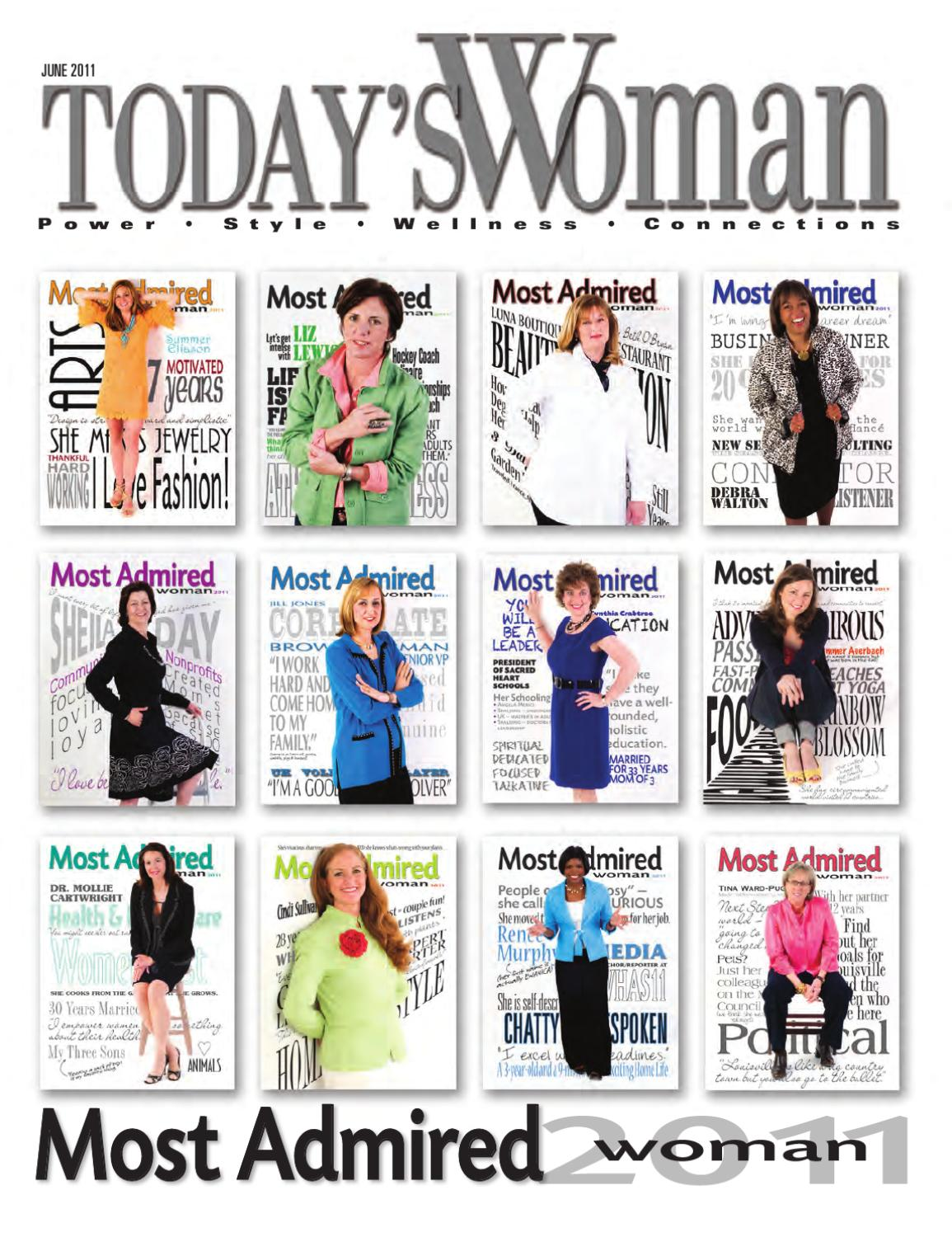 d74004534e7 Today s Woman June 2011 by Today s Media - issuu