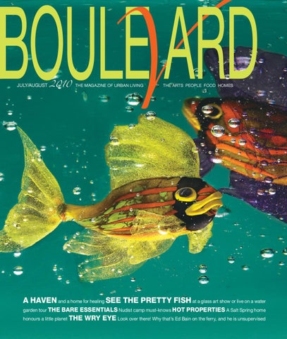 59b77a77ee Boulevard Magazine - July August 2010 Issue by Boulevard Magazine ...