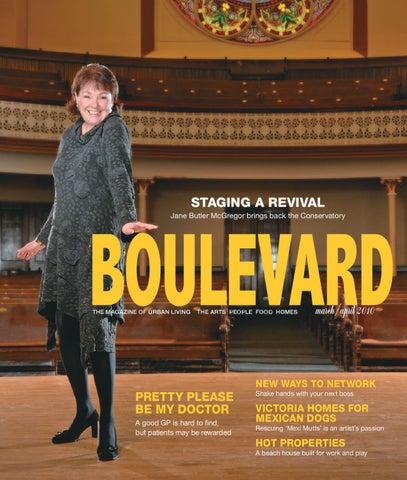 6428e9d2e1099f Boulevard Magazine - January February 2009 Issue by Boulevard ...