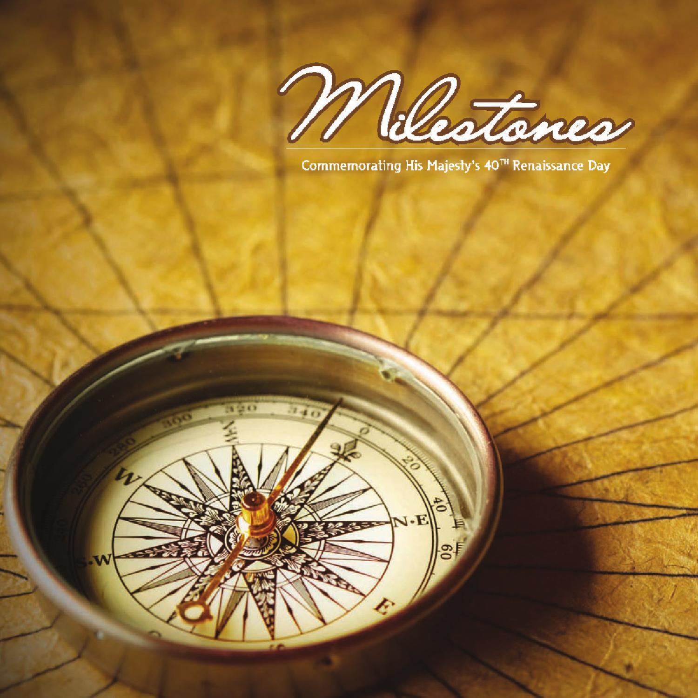 Milestones 2010 By Sjs Group Issuu
