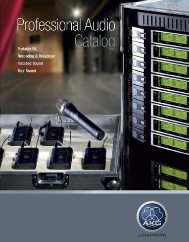 akg wms 60 61 service manual