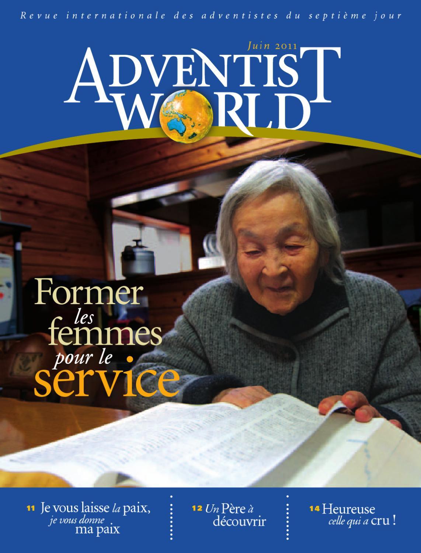 recherche femme adventiste
