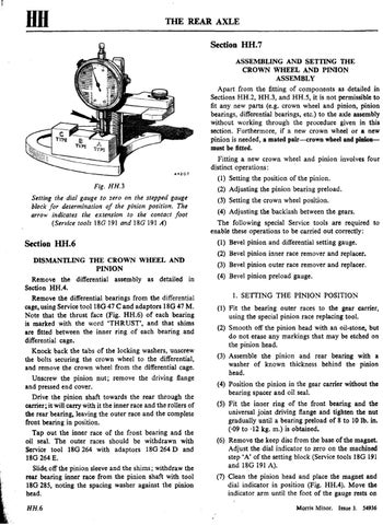 Array - morris minor service manual by morris oxford   issuu  rh   issuu com