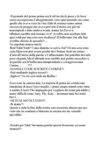 La mia vita niente di speciale by Fabio Dolcetti - issuu a273f869d987