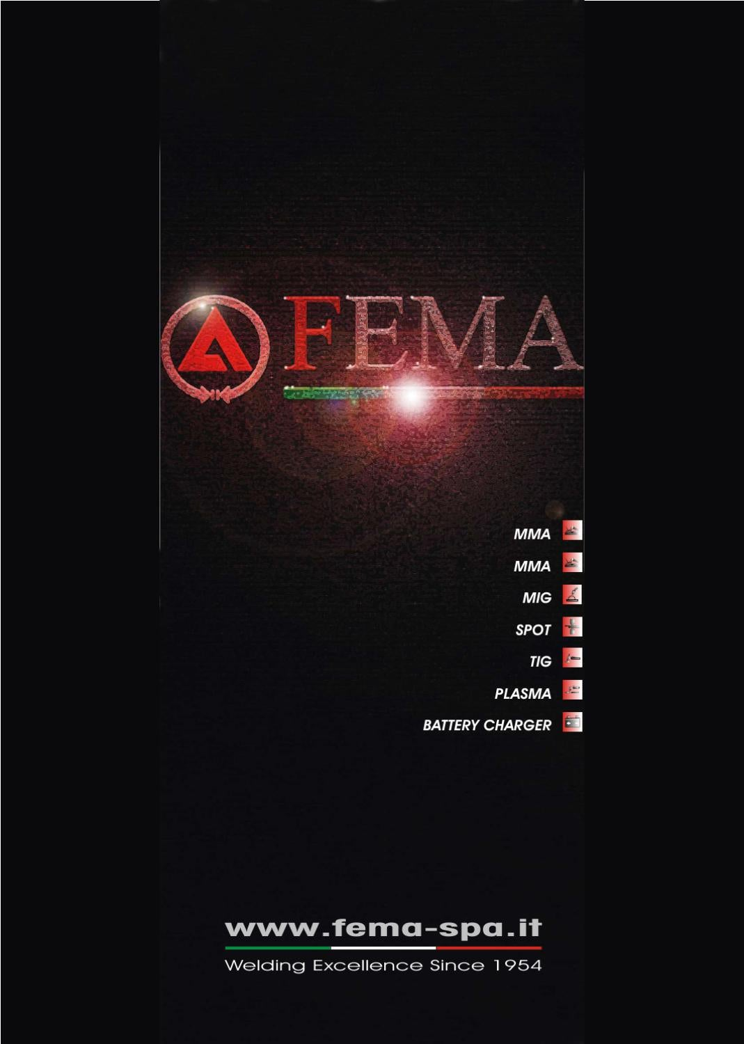 Fema Catalogue by M.C. Marketing e Comunicazione S.r.l. - issuu