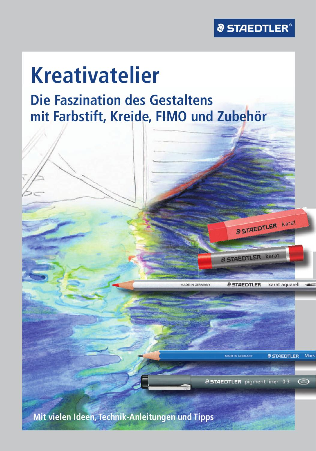 STAEDTLER Kreativatelier by STAEDTLER Mars GmbH & Co. KG - issuu