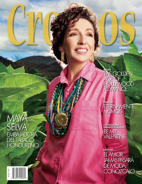 Cromos Honduras Edición Febrero 2011 by Cromos Honduras - issuu