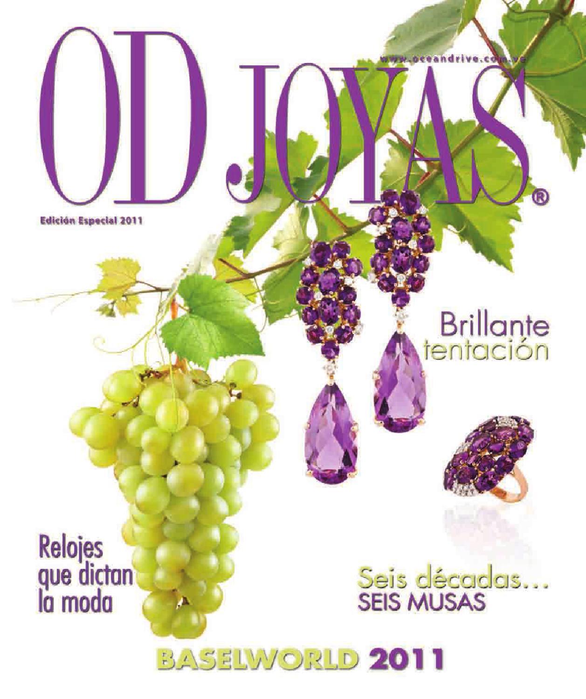 a37d0ff4554b OD Joyas 2011 by Grupo Editorial Shop In 98 C.A. - issuu