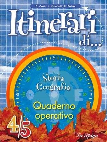 Itinerari Quaderno Storia Geo45 By Eli Publishing Issuu