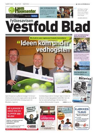 af517cec Vestfold Blad - uke 22 2011 by Byavisa Sandefjord - issuu