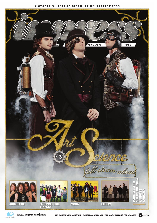 Inpress Issue #1176 by TheMusic com au - issuu