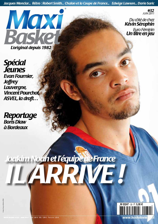 Maxi Basket 32 by MaxiBasketNews® Tomar Presse issuu