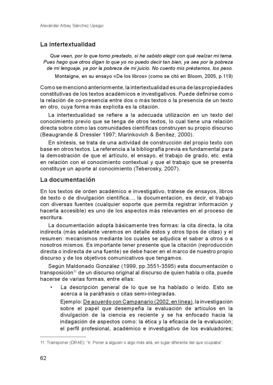 Manual de Redacción Académica e Investigativa: cómo escribir ...