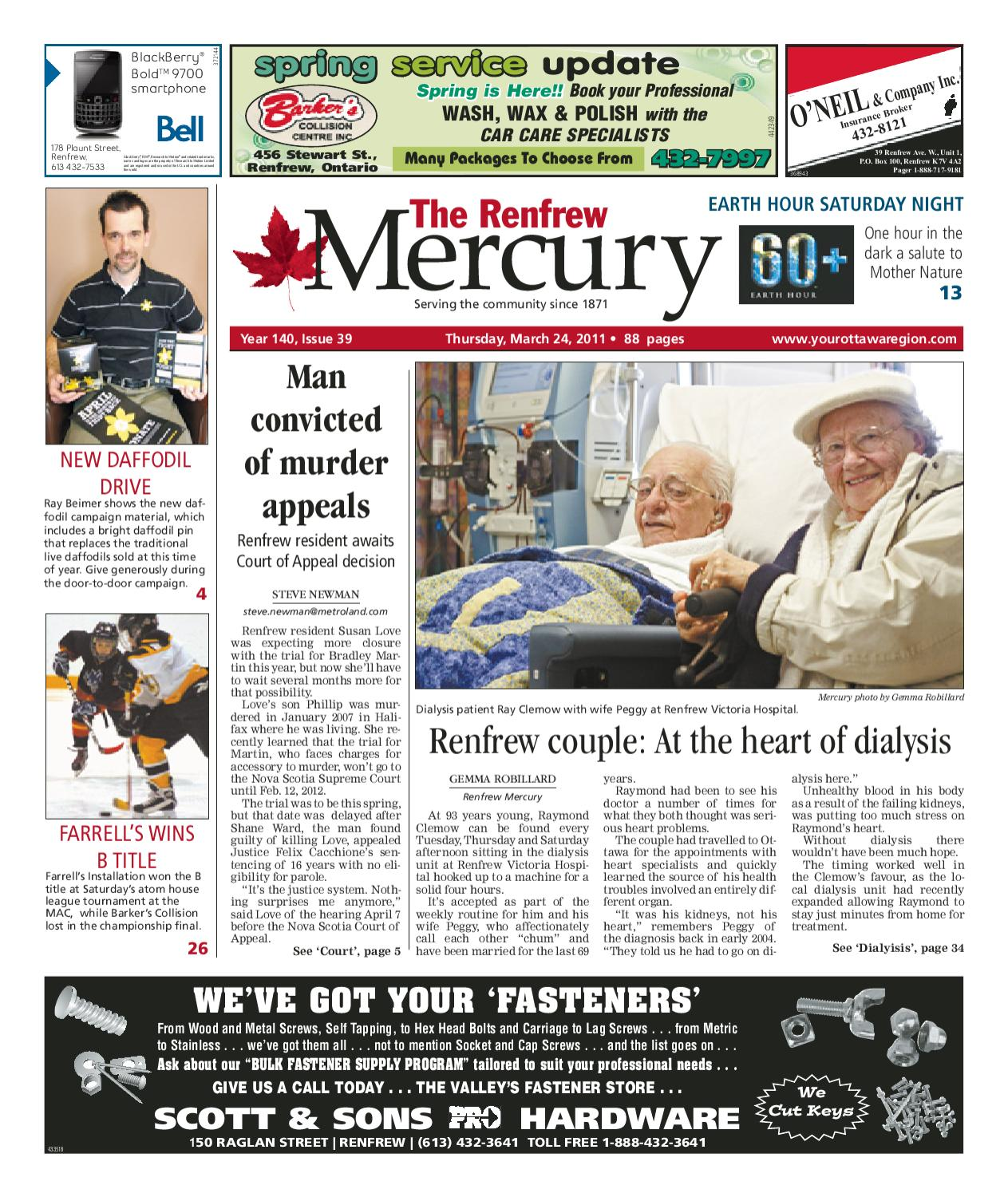 b305abe36a10 Renfrew Mercury by Metroland East - Renfrew Mercury - issuu
