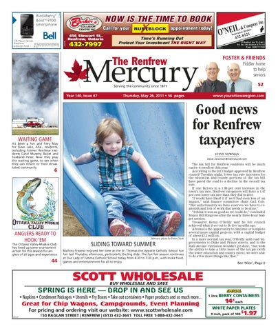 e784edc93b Renfrew Mercury by Metroland East - Renfrew Mercury - issuu