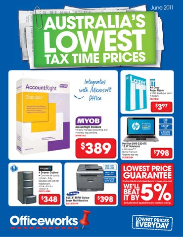 Officeworks Business June 2011 by Atomic Media - issuu