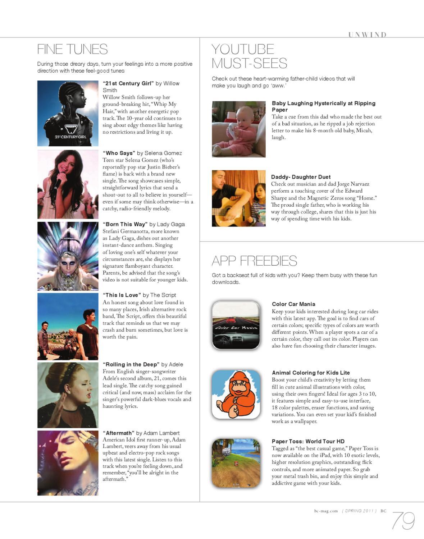 BC Magazine Spring2011 Nia Vardalos by Medina Favis Publishing - issuu