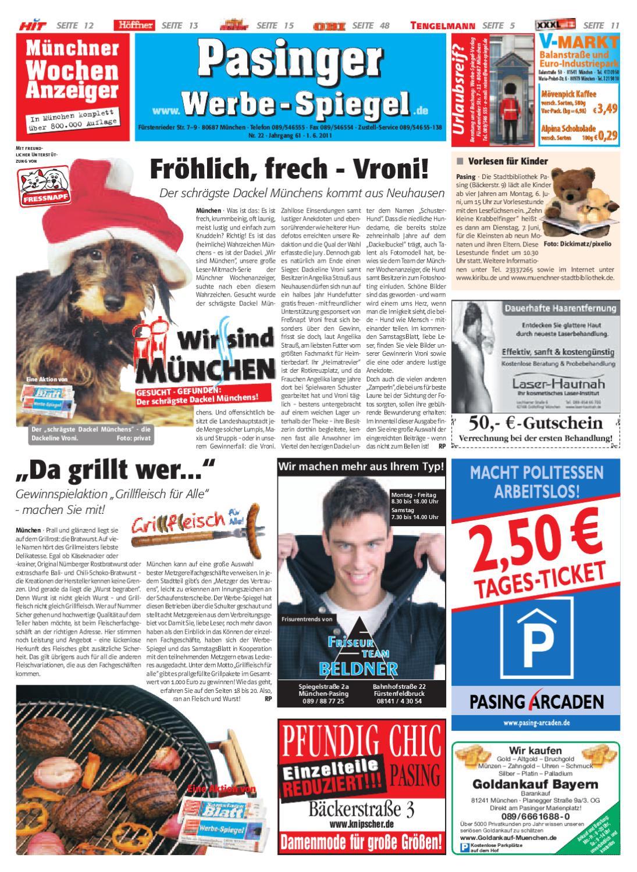 KW 22-2011 by Wochenanzeiger Medien GmbH - issuu