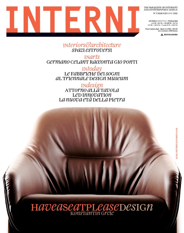 interni magazine 611 by interni magazine - issuu - Legno Di Teak Porta Dingresso Di Fusione