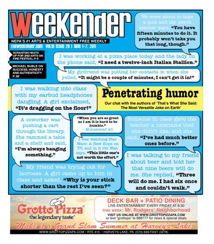 4a9d31c57d1f The Weekender 06-01-2011 by The Wilkes-Barre Publishing Company - issuu