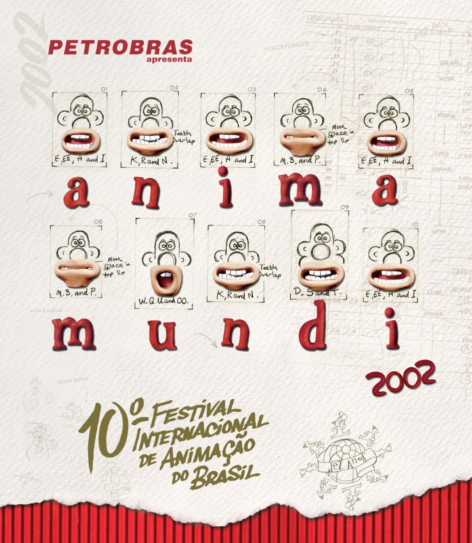 1f138ffde9f catalogo anima mundi 2002 by Anima Mundi - issuu
