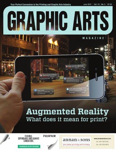 June 2011 augmented reality by graphic arts magazine issuu page 1 fandeluxe Images