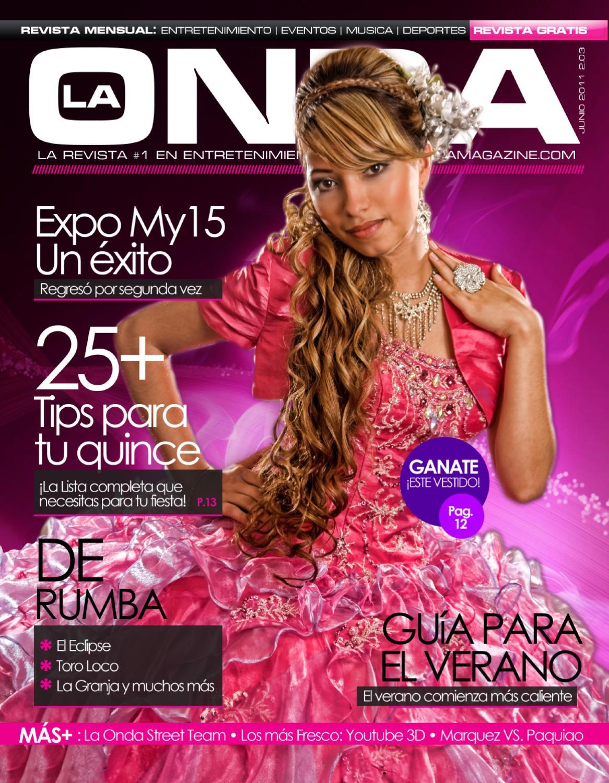 La Onda June 2011 by La Onda Magazine - issuu
