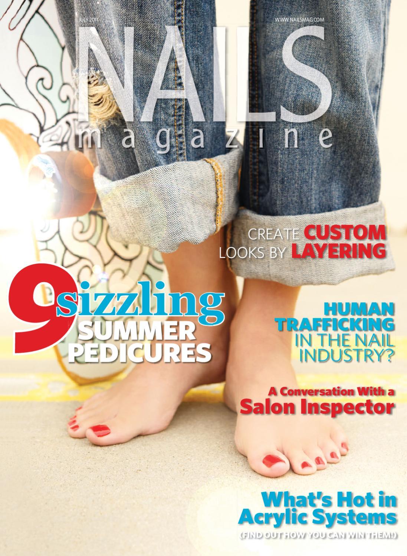 Nails Magazine July 2011 By Bobit Business Media Issuu Teh 63 Crysant Flower Tea Spec Dan