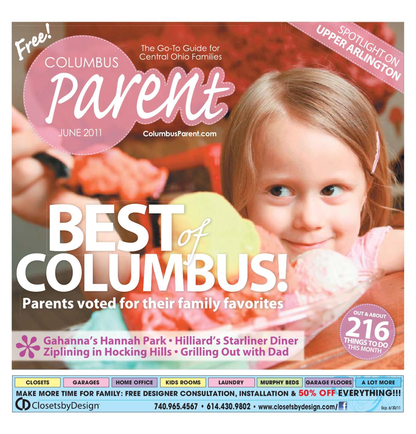 Columbus Parent June 2011 by The Columbus Dispatch issuu
