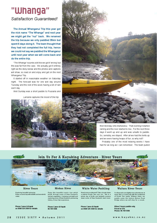Issue 60 by Canoe & Kayak - issuu