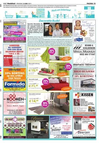HAC Weekblad week 22 2011 by HAC Weekblad - issuu