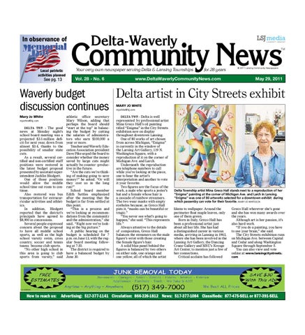 Delta Waverly Community News by Lansing State Journal - issuu cbcbf3a29807