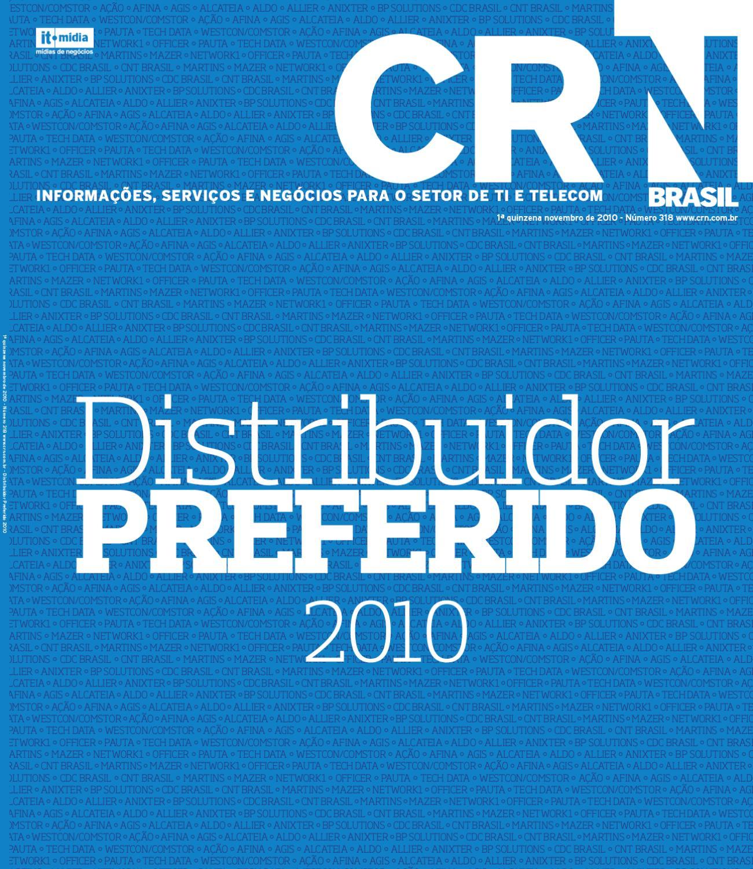 d9bfc434d CRN Brasil - Ed. 318 by IT Mídia - issuu