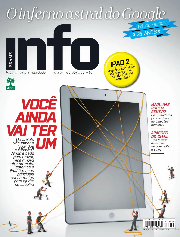 7cd2fe3cf0 abr 2011 by Revista INFO - issuu