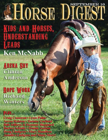 Horse Digest September 2010 by Horse Digests - issuu