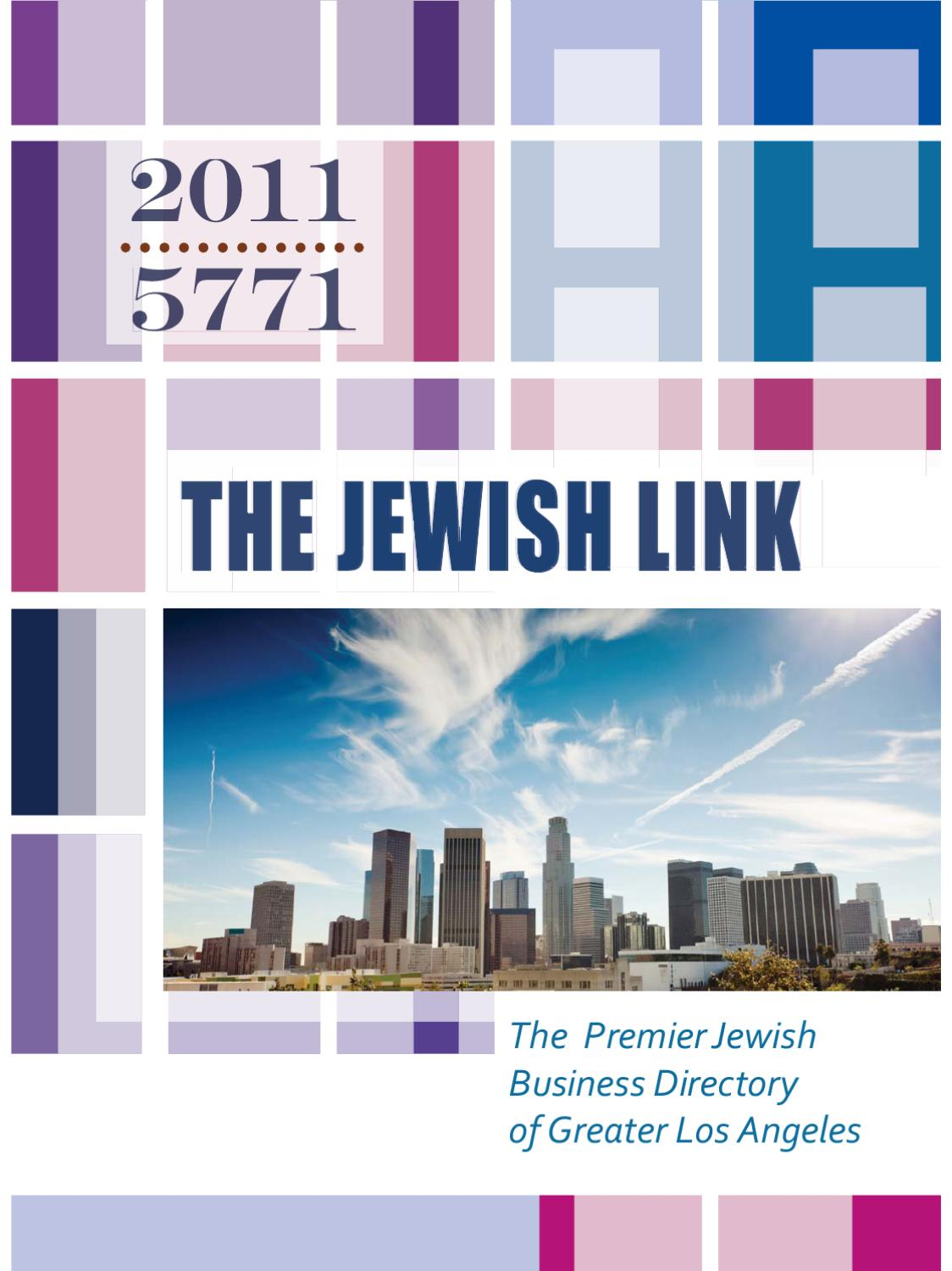 The Jewish Link Business Directory by The Jewish Link - issuu