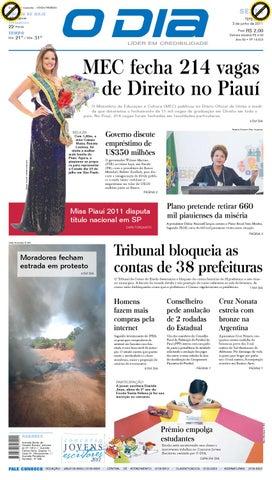 Jornal O DIA by Jornal O Dia - issuu b54c714ac2b93