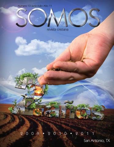 Revista Cristiana SOMOS – Número 13 Junio / Julio Año 11