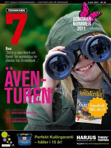Tidningen 7 nr 22 2011 by 7an Mediapartner - issuu af9e09c40c