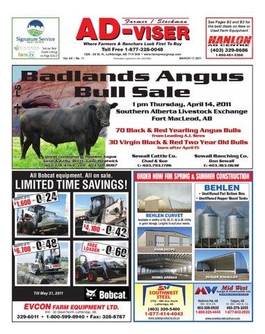 Ad Viser March 17 2011 By Farmpress Issuu