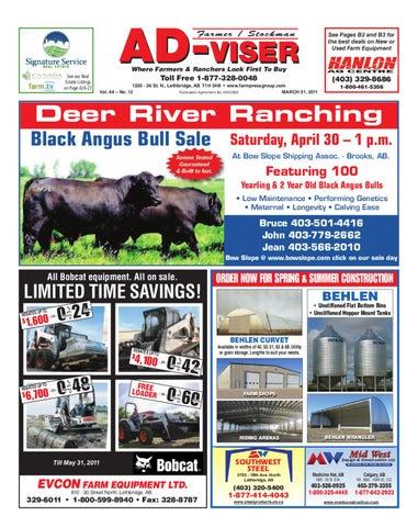 AD-Viser March 31, 2011 by Farmpress - issuu