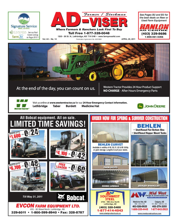 AD-Viser April 28, 2011 by Farmpress - issuu