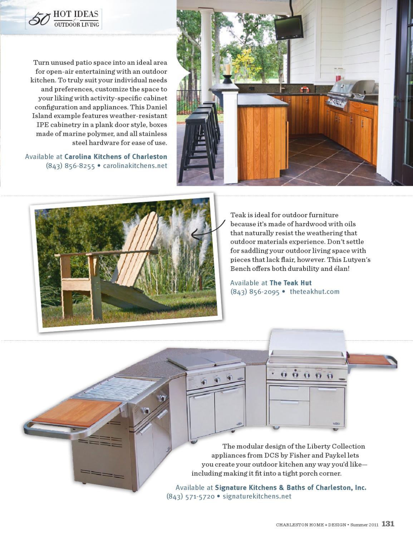 Charleston Home + Design Magazine - Summer 2011 by Charleston Home + ...