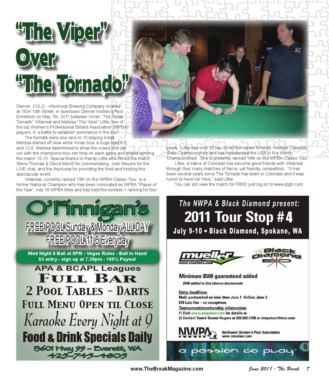 The Break June Issue 2011 by The Break - issuu